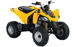 New ATVs are available at All Out Cycles
