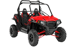 New UTVs are available at All Out Cycles