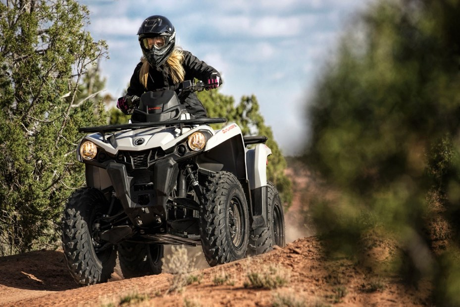 Can-Am ATVs available at All Out Cycles | Chesapeake, VA
